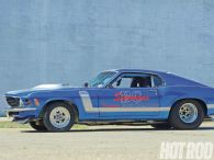 460 Ford Crate Motor 1970 Boss Mustang